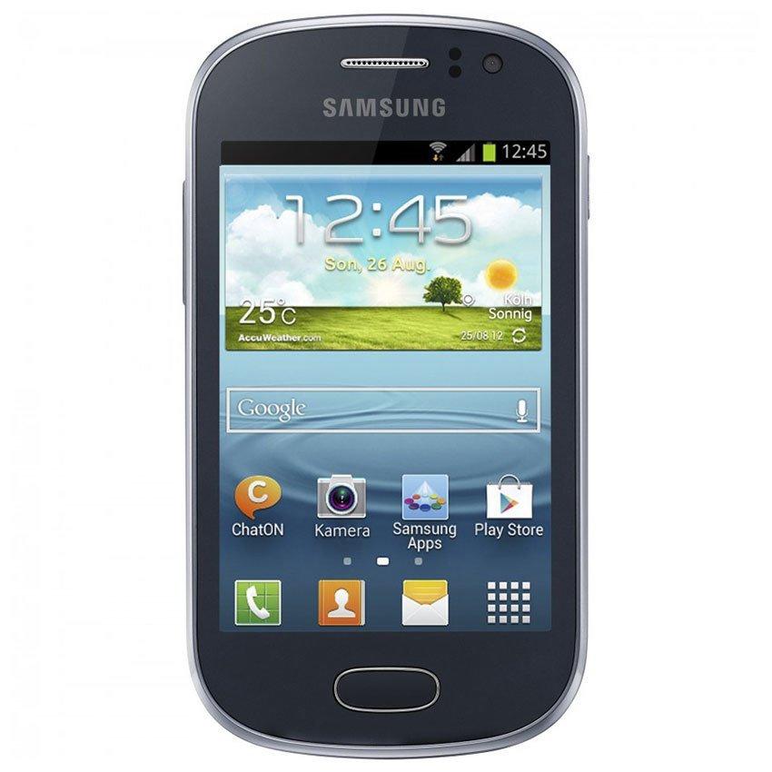 Samsung Galaxy Fame GT-S6810 - Biru