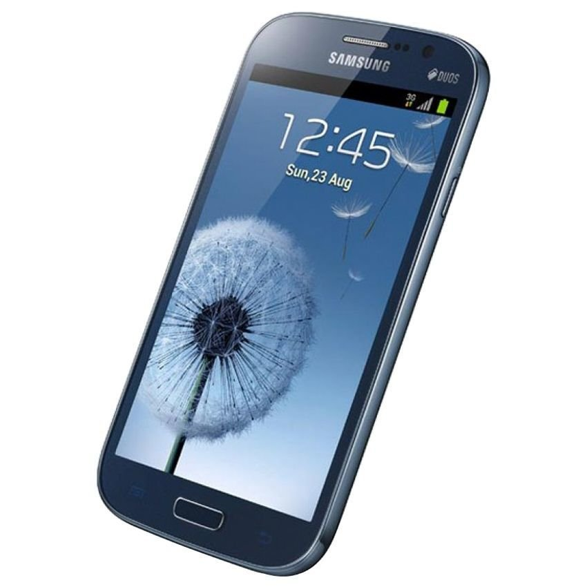 Samsung Galaxy Grand i9082 - 8 GB - Biru Metalik