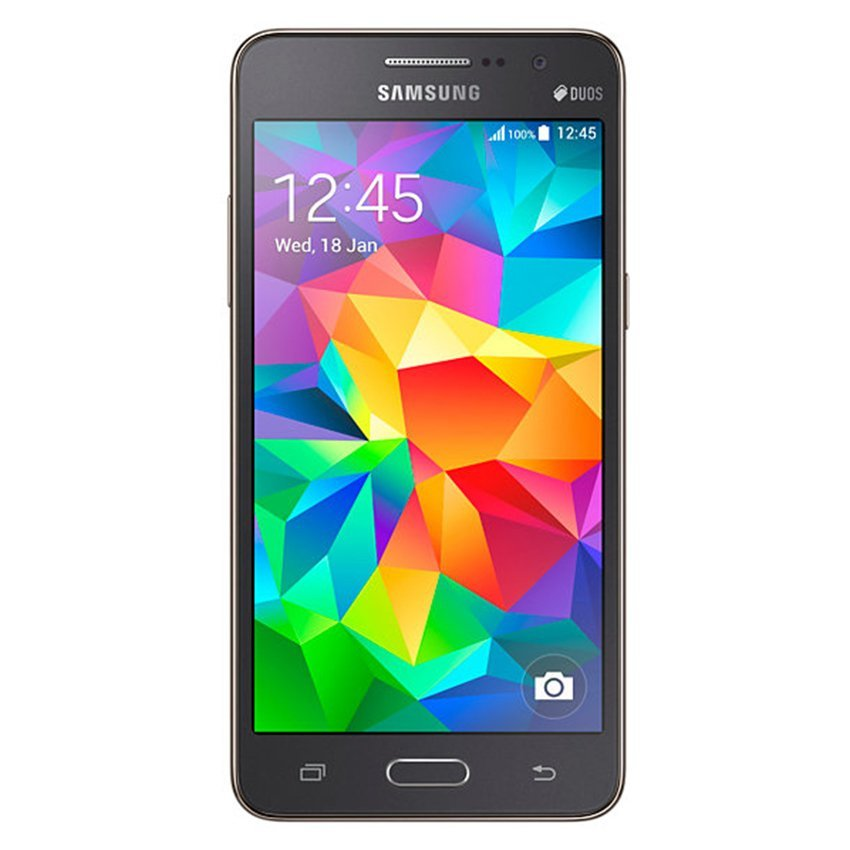 Samsung Galaxy Grand Prime - 8 GB - Abu-abu