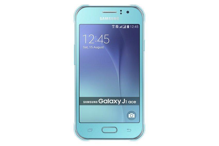 Samsung Galaxy J1 Ace - J110H - 4GB - Biru Muda