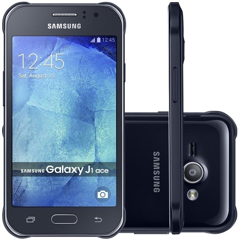 Samsung Galaxy J1 Ace - LTE - 4GB - Hitam
