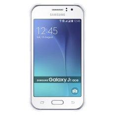 Samsung Galaxy J1 Ace SM-J110G Dual Sim - 4 GB - Putih