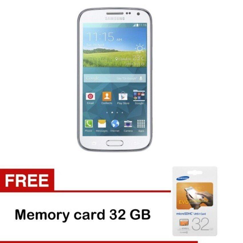 Samsung Galaxy K Zoom C111- 8GB - Putih + MicroSd 32GB