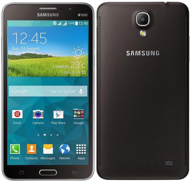 Samsung Galaxy Mega 2 Duos 4G LTE - 16GB - Hitam