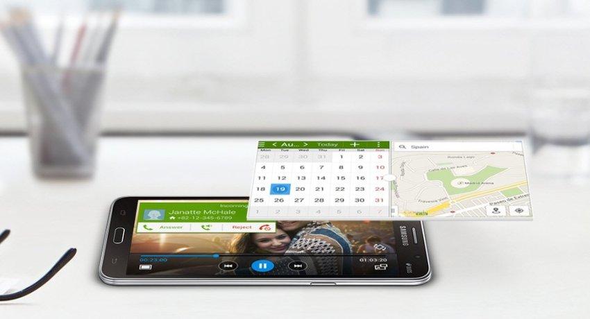 Samsung Galaxy Mega 2 G750H - 8 GB - Hitam