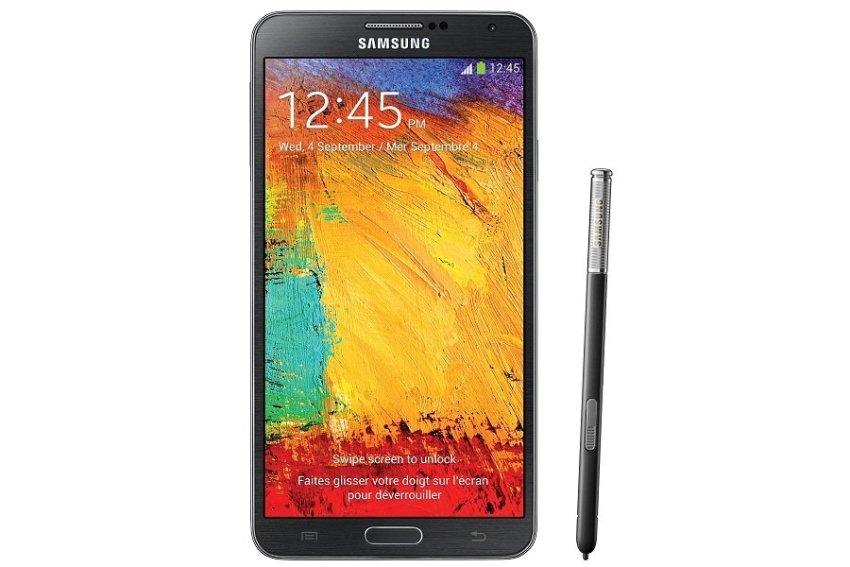 Samsung Galaxy Note 3 - 16GB - Hitam