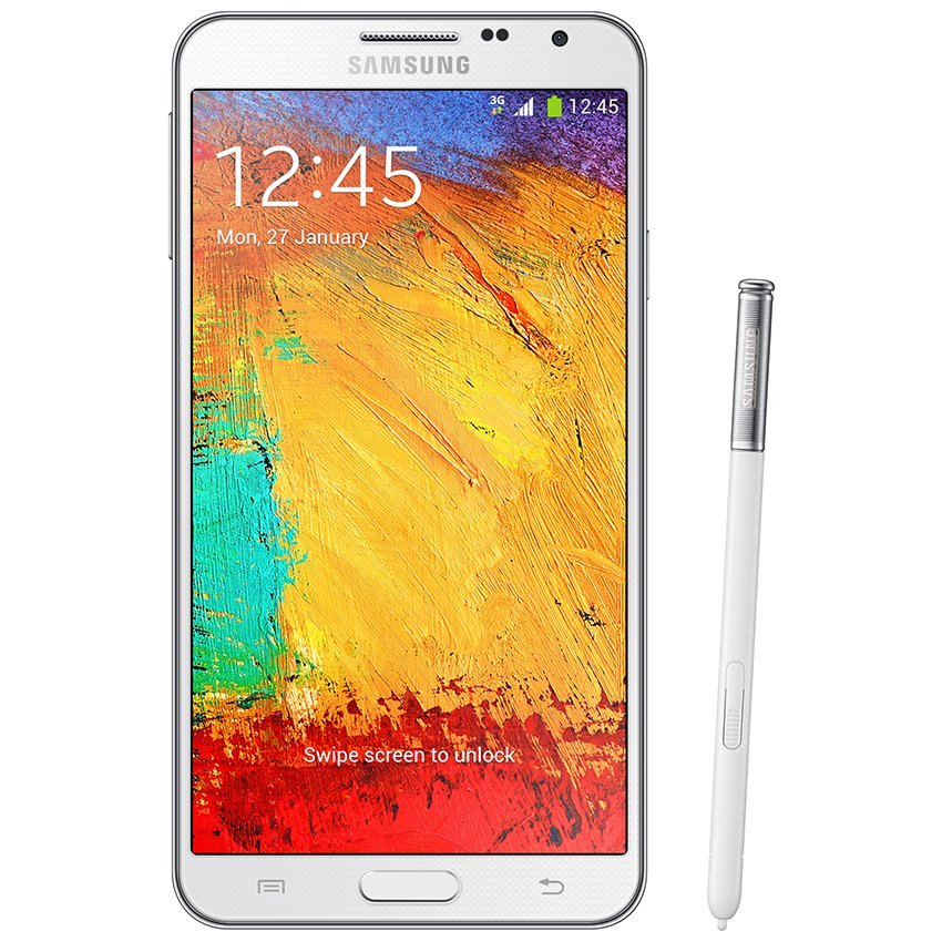 Samsung Galaxy Note 3 Neo - 16 GB - Putih