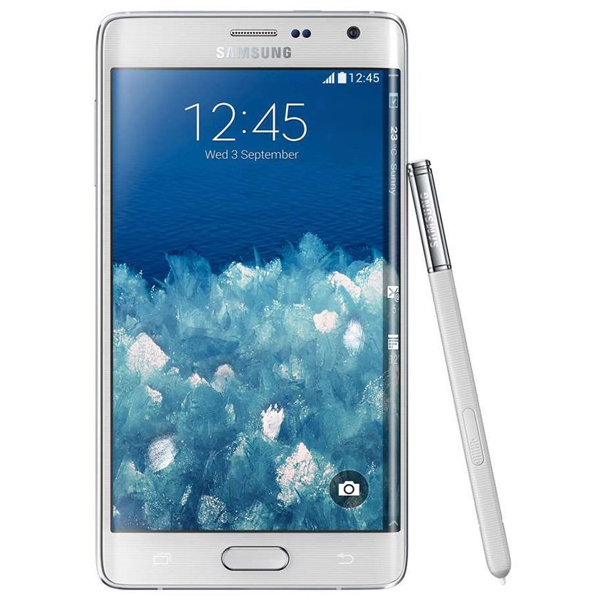 Samsung Galaxy Note Edge - 32 GB - Putih