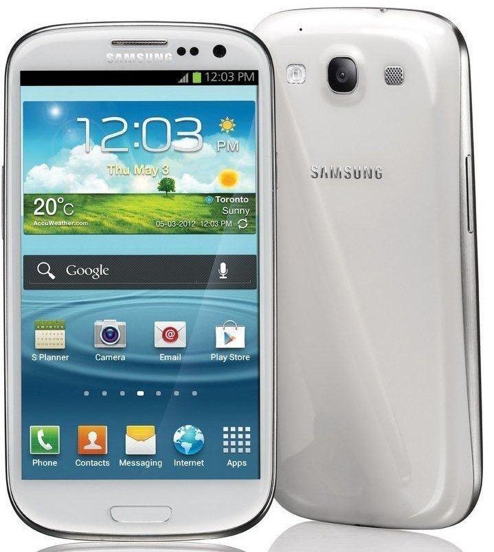 Samsung Galaxy S3 I9300 - 16GB - Putih