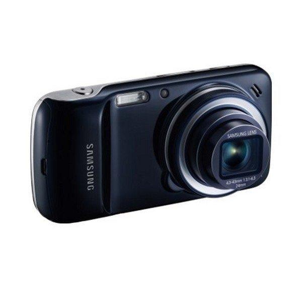 Samsung Galaxy S4 Zoom - 8GB - Hitam