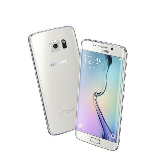 Samsung Galaxy S6 Edge Plus Duos - 32GB - Pearl White