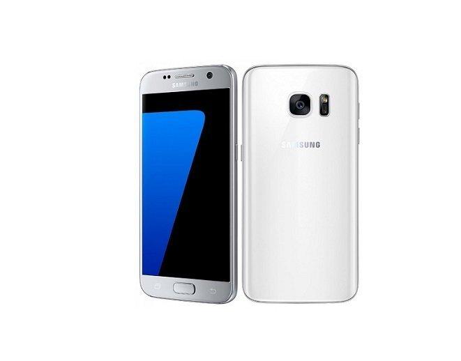 Samsung Galaxy S7 Edge - 32GB - Silver