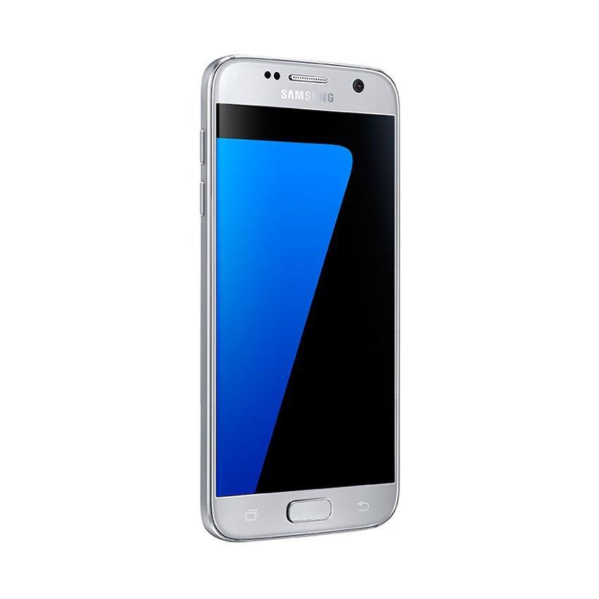 Samsung Galaxy S7 Flat - 32GB - Silver