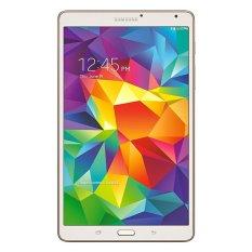 "Samsung Galaxy Tab S 8.4"" SM-T705 - 16 GB - Dazzling White"