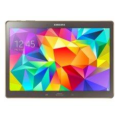 Samsung Galaxy Tab S WiFi+3G - 16 GB - Titanium Bronze