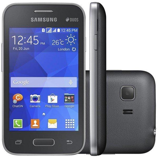 Samsung Galaxy Young 2 SM-G130H - 4GB - Abu abu