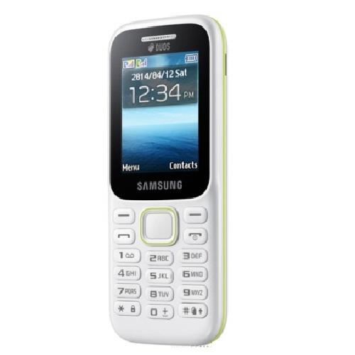 Samsung Guru Music 2 Python B310 - Putih