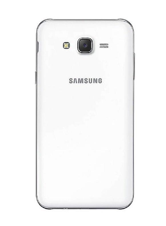 Samsung J7 J700 - 16GB - Putih + Gratis Tempered Glass