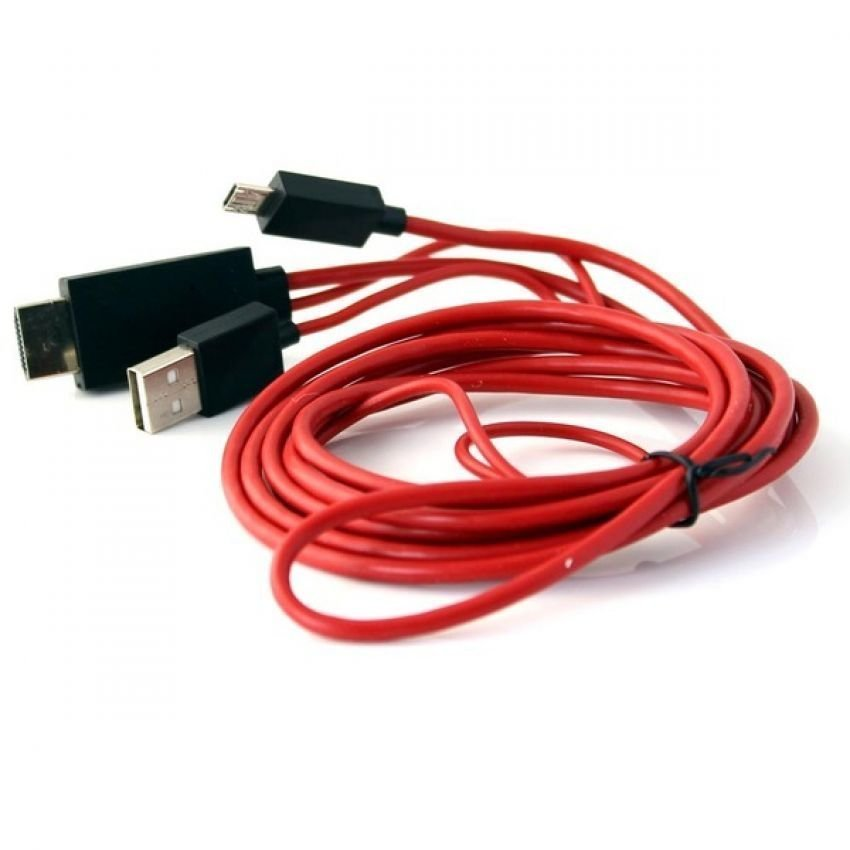 Samsung Kabel USB Micro to HDMI MHL for Galaxy S4