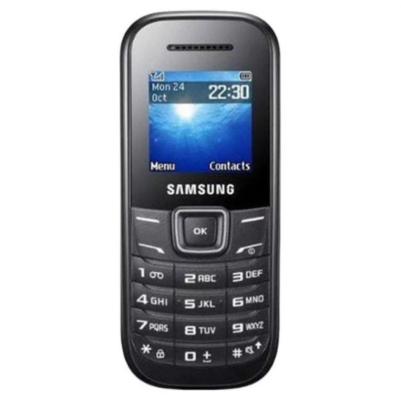 Samsung Keystone - Hitam