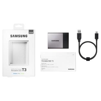 Samsung SSD T3 250GB - Black