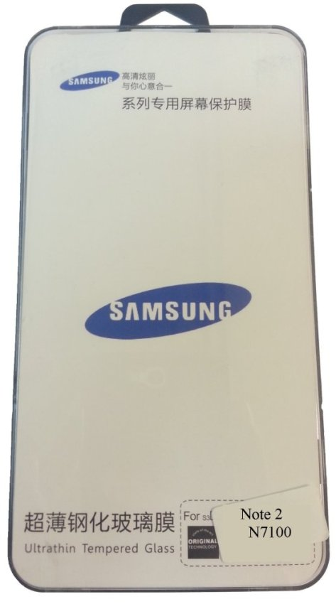 Samsung Tempered Glass Samsung Galaxy Note 2 N7100