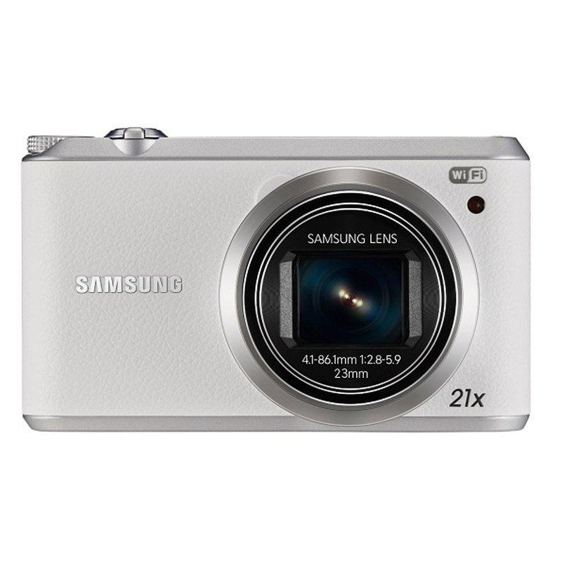 Samsung WB350F Smart Camera - 16.3MP - 21x Optical Zoom - Putih