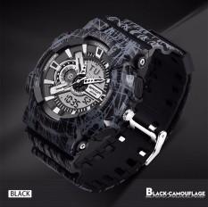 Sanda 2016 New Sanda Quartz-Watch Mens Watches Top Brand Luxury Men's Watch Best Male Luxury Brand Watches Relogios Masculino Reloj 299(black) [Buy 1 Get 1 Freebie]