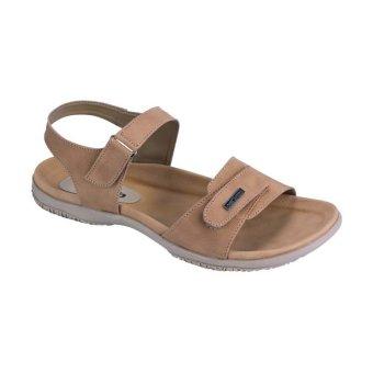 Sandal Perempuan Catenzo AQ 064 - Tan | Lazada Indonesia