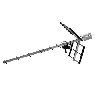 Sanex sn 899 antena outdoor tv digital analog full - Antena exterior tv ...