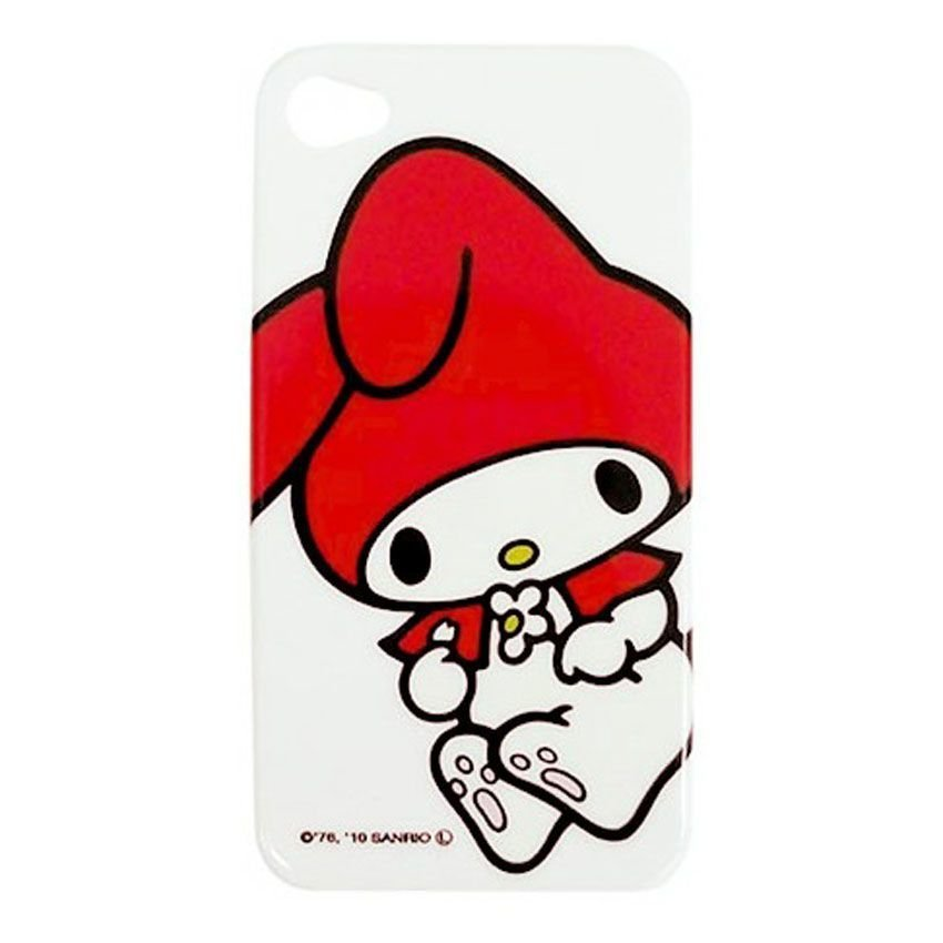 Sanrio My Melody Hardcase For Iphone 4 SAN-57MMD - Putih