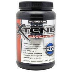 Scivation Xtend BCAA with Vitamin B6 Intra WorkOut Catalyst - 90 Serving