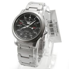 Seiko 5 Automatic Mens Watch NWT + Warranty SNK809K1