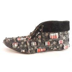 Sepatu Kultur Boots Jeans SK030