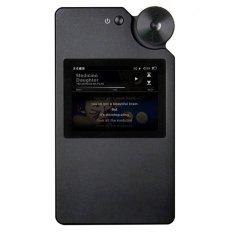 SHANLING M3 Portable Music Player 24Bit / 192K USB DAC Decoder + Headphone Amplifier Black (Intl)
