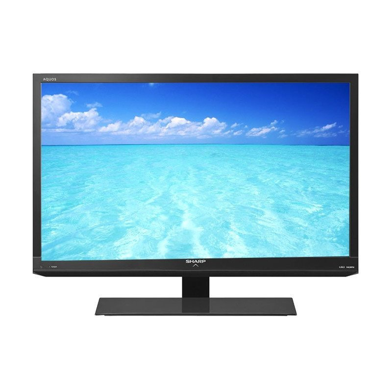 """Sharp - 32"""" - TV LED - Hitam - LC-32LE107i - Khusus JABODETABEK"""