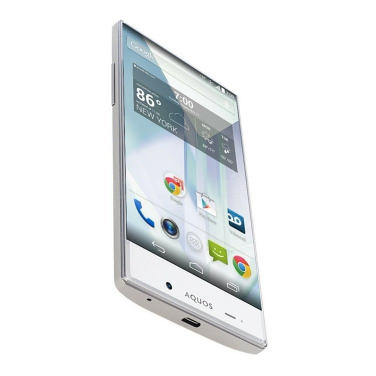 Sharp Aquos Crystal SH825WI - 8GB - Putih