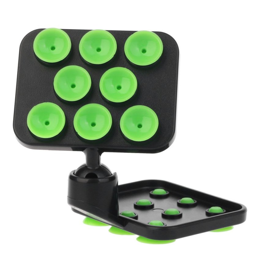 Sided suction cup car phone holder side(INTL)