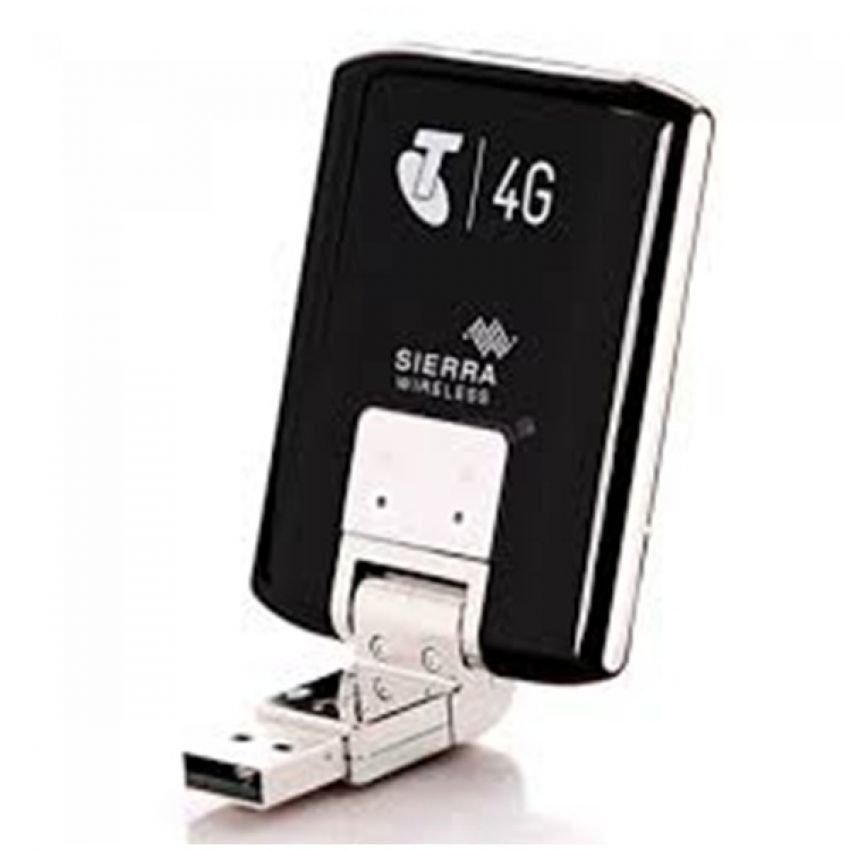 Sierra Modem 320u 100 Mbps 4G LTE all GSM - Hitam