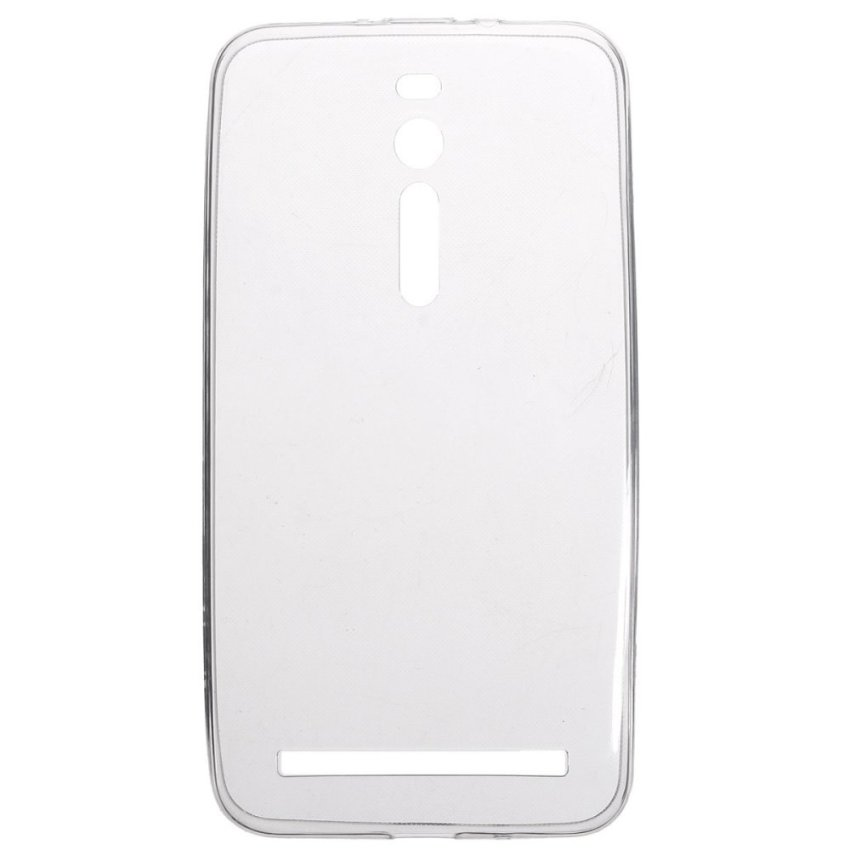 Silicone Case for ASUS Zenfone 2 (Clear) (Intl)