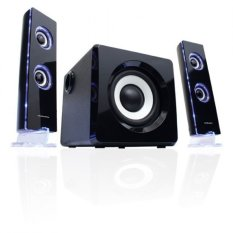 Simbadda Speaker Multimedia CST 6400N - Hitam