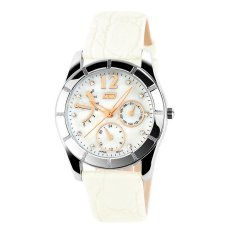 SimpleHome Skmei 6911 Water Resistant Watch (White)