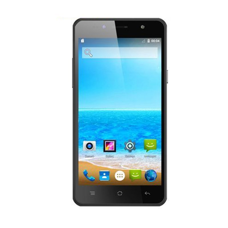 SISWOO C50 Longbow 4G LTE Smartphone 16 GB (Black)