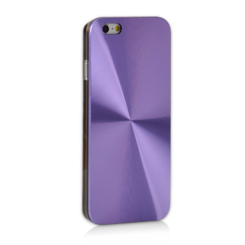 Slim CD Line Metal Hard Case Cover Cover for Apple iPhone 6 Plus (Intl)