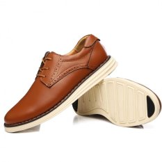 "Small And Lightweight Men""s Casual And Comfortable Shoes (Brown) ' - Intl"