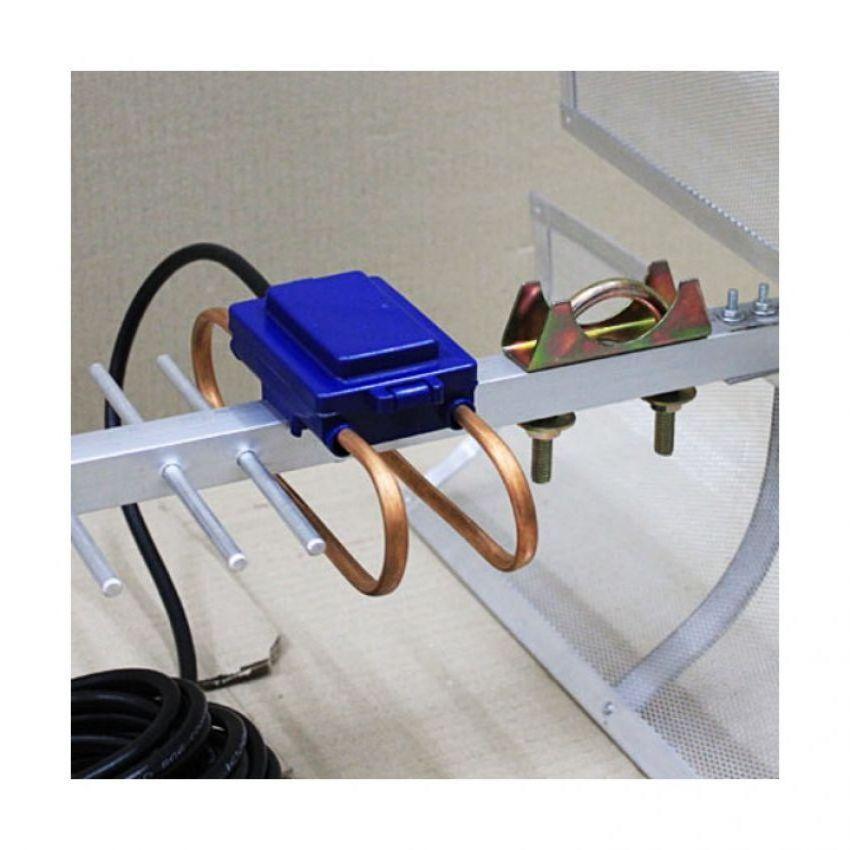 Smartfren Mifi Andromax M2P Modem 4G 3G - Putih + Free Antena Yagi For Modem Smartfren - Silver