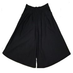 Somima Fashion Celana Kulot Wanita - Hitam