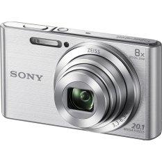 Sony Cybershot DSC-W830 – 20.1 MP - Silver