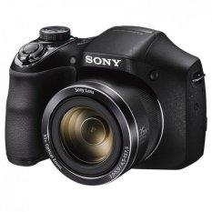 Sony DSC-H300 - 20.1 MP - Hitam