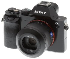 Sony ILCE Alpha A7S MII BO Body Only Kamera Mirorrless – 12.4 MP - Hitam